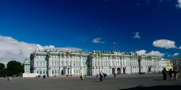 Russia from Petersburg